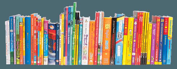 kinderboeken op AVI niveau