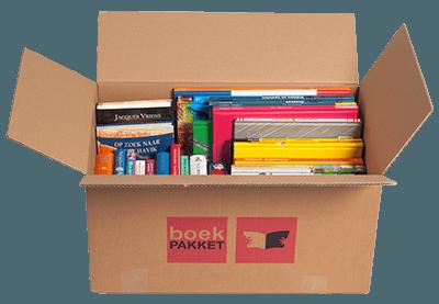 zichtzending boeken op school bezorgt