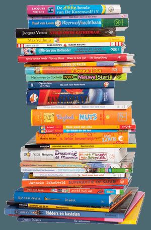 kinderboeken op AVI niveauvoor de zwakkere lezer